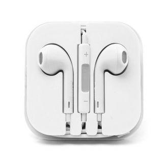 Écouteurs iPhone iPod iPad - Blanc