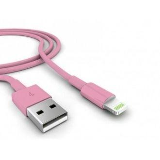 Câble USB iPhone 6+ Rose