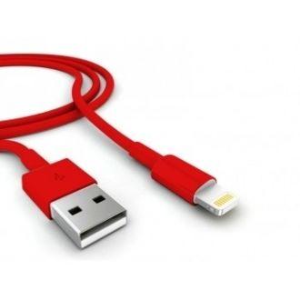 Câble USB iPhone 6+ Rouge