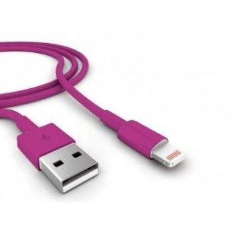 Câble USB iPhone 6+ Violet