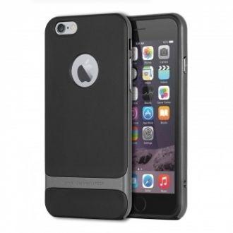 Coque iPhone 6+ - ROCK Royce - Gris