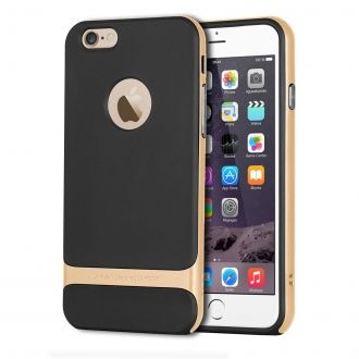 Coque iPhone 6+ - ROCK Royce - Champagne