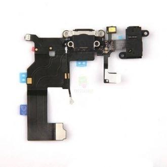 Dock interne complet - Charge, antenne réseau, jack et micro - iPhone 5 - Blanc