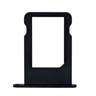 Tiroir nano sim - Noir - iPhone 5