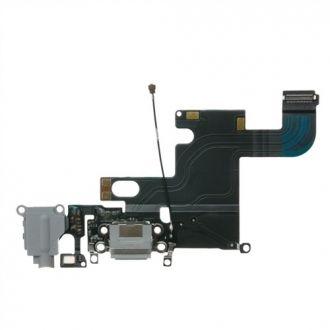 Dock interne complet - Charge, antenne réseau, jack et micro - iPhone 6 - Gris
