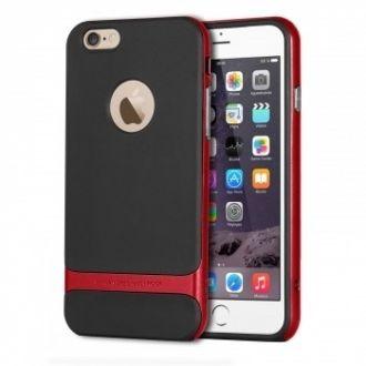 Coque iPhone 5 - ROCK Royce - Rouge