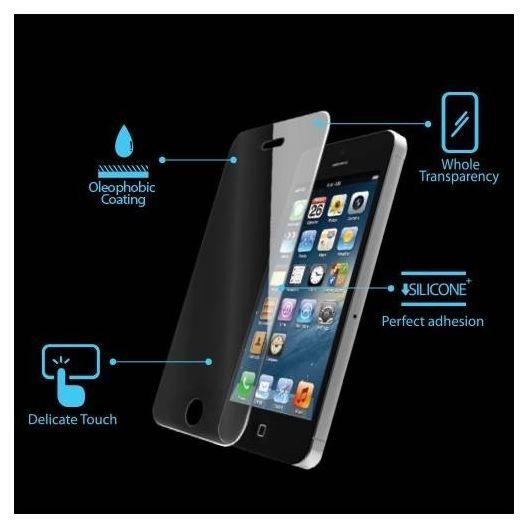 Film en Verre Trempé iPhone 5 - 5S - 5C