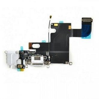 Dock interne complet - Charge, antenne réseau, jack et micro - iPhone 6 - Blanc