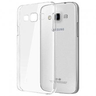 Coque fine en silicone transparent - Samsung Galaxy S7