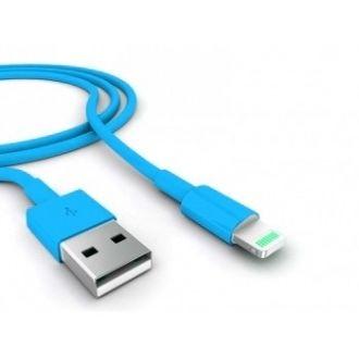 Câble USB - iPhone SE - Bleu
