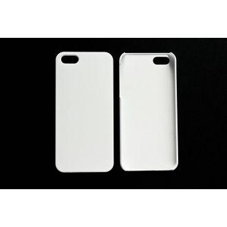 Coque en plastique - iPhone SE - Blanche