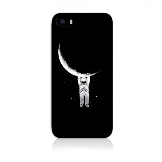 coque iphone 5 moon