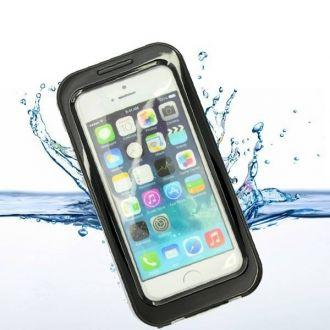 Coque iPhone 5/SE - Waterproof - Noir