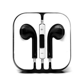 ÉcouteursiPhone iPod iPad - Noir