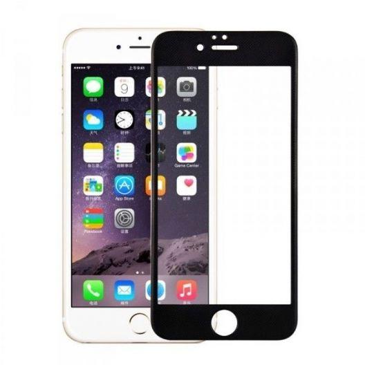 Film en Verre Trempé intégrale - iPhone 6/6S - Blanc