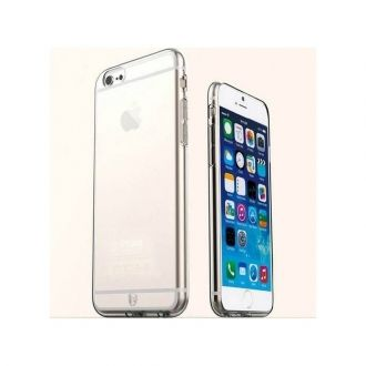 Coque ultra fine SILICONE - iPhone 8 - Transparent