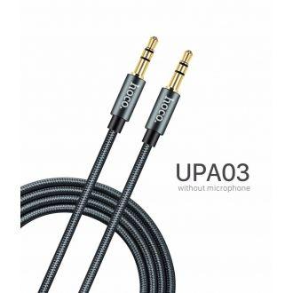 Câble auxiliaire - Hoco - 3.5mm Stereo - 1 Mètre