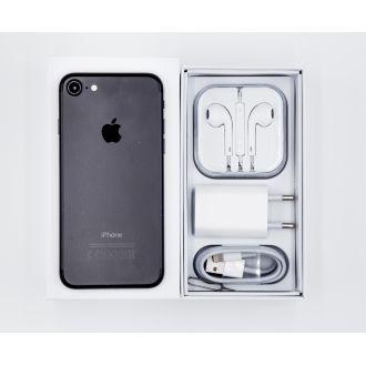 iPhone 7 128 Go Noir - Reconditionné