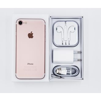 iPhone 7 128 Go Rose Or - Reconditionné