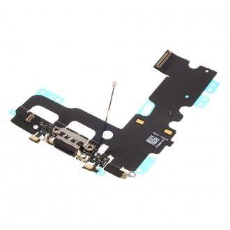 Dock connecteur de charge Lightning iPhone 7 - Noir