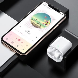 AirPods Hoco ES39 Ecouteurs Bluetooth BLANC