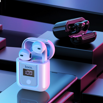 AirPods Hoco S11 Melody Ecouteurs Bluetooth BLANC