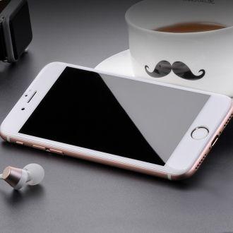 Film en Verre Trempé intégral HOCO G5 - iPhone 7+ / 8+ - Blanc