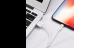 Câble lightning HOCO X43 100cm - Blanc - Apple iPhone