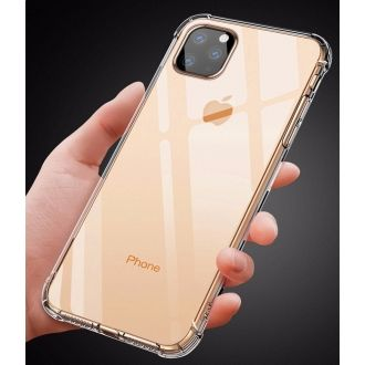 Coque ultra fine SILICONE - iPhone XR - Transparent