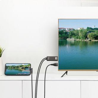 Câble Lightning vers HDMI HOCO UA14