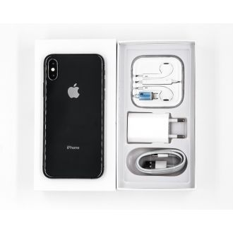 iPhone X 64 Go Noir - Grade A