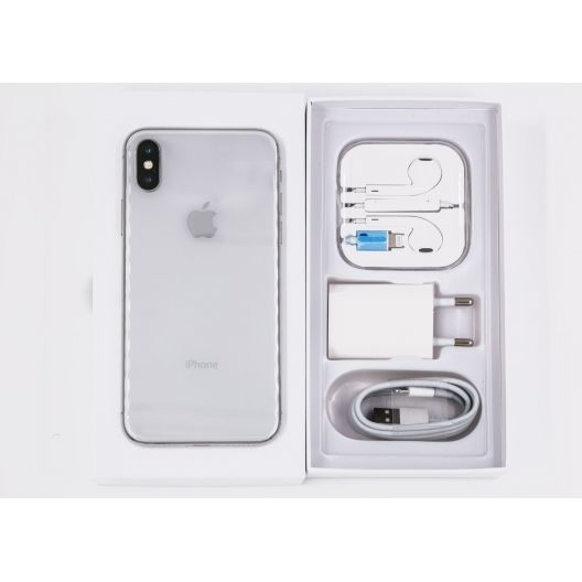 iPhone XS 64 Go Argent - Grade A