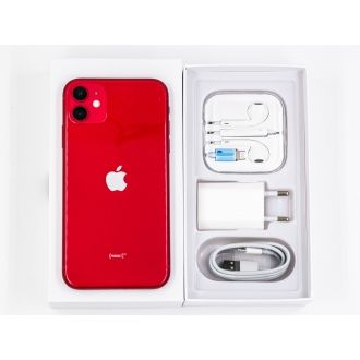 iPhone 11 64 Go RED Edition - Grade A