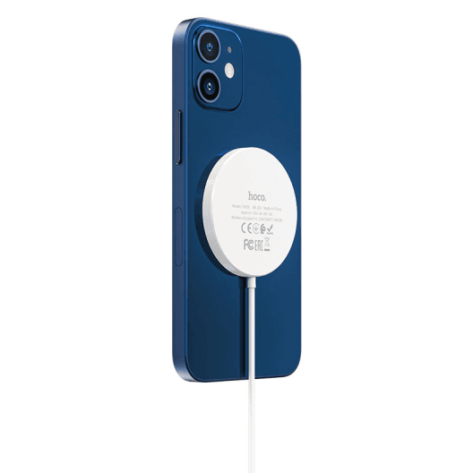 Chargeur sans fil induction HOCO CW28 15W iPhone 12