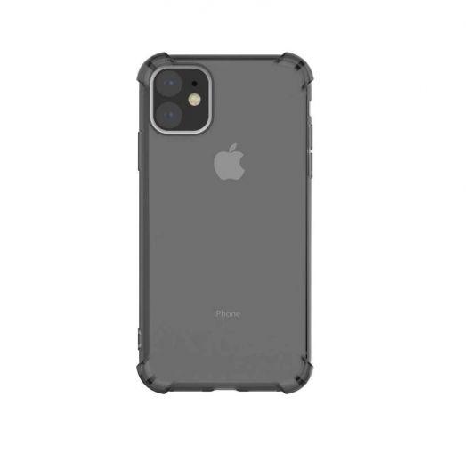 Coque ultra fine SILICONE - iPhone 11 - Fumée